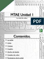 MTAE Unidad 1