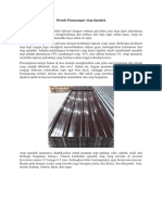 Metode Pemasangan Atap Spande1