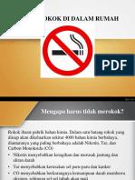 PHBS (Tidak Merokok Di Dalam Rumah) (1)