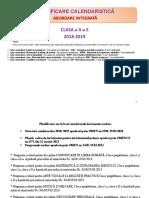 Planificare Calendaristica_integrata Cls a II-A de Postat
