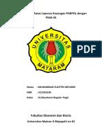 Analisis Laporan Keuangan Partai Gerindra (tugas dosen)