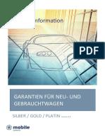 Haendlerinformation SGP Mobile Garantie