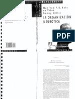 La Organización Neurotica
