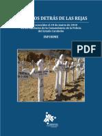 Informe Masacre en Policarabobo del Observatorio Venezolano de Prisiones
