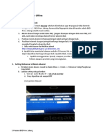 Juknis Setting Mesin Presensi Ke Server BKD (Revisi)