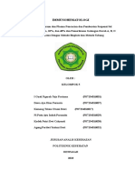 Laporan Immunohematologi - Pemisahan Serum dan Pemeriksaan Goldar.doc
