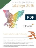 Catalogo Formacao Geral Triformis 2016 Final.o
