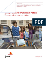 The Promise of Indian Retail From Vision to Execution