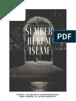 al Quran,hadist dan ijtihad