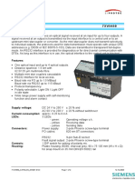 7XV5450 Catalog Sheet