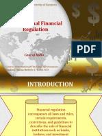 International Financial Regulation (India) - Amina Ibisevic.ppt