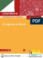 PNES - Lengua y Literatura - Viaje de Un Heroe - Actividades - Def