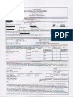 Sean Moy Application for Chief of Code