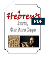 Hebrews study guide - All Sections 1-8