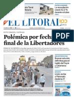 El Litoral Mañana | 02/11/2018