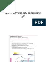 PR Avidity IgG