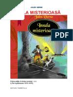 Jules Verne Insula Misterioasa
