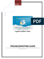 Troubleshooting Guide Suite