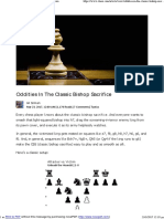Oddities In The Classic Bishop Sacrifice - Chess.pdf