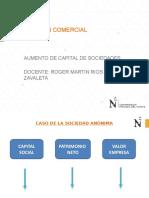 AUMENTO DE CAPITAL UPN.pptx