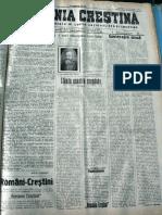 Romania Crestina anul II, nr. 35, 1 martie 1936