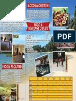 Hotel Leaflet 2018