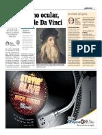 Un Trastorno Ocular, El Secreto de Da Vinci