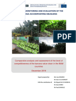Final Report Competitiveness Study of Banana Value Chain in BAM Countries (Release Dec 2016)