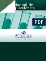 Manual de Equivalencia Anfarmag 2006