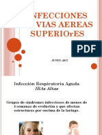 INFECCION DE VIAS AEREAS SUPERIORESSS