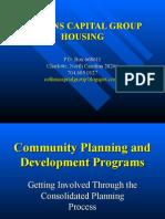 CCG Housing HUD Programs