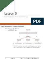 FastAI Lesson 6