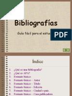 Bibliografia Segun Apa