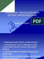 Gambaran Radiologi Pada Sistem Cardiovasculer Pp