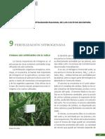 Guía de la fertilización racional de los cultivos en España
