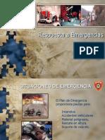 Curso Respuesta a Emergencias - RA2004
