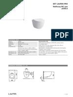 Laufen Pro Technical Details