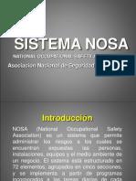 Sistema NOSA 1