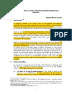 El Impuesto General a las Ventas - aspectos básicos e introductorios de su regulación