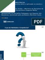 Habilidades e Competências - Corporativas e Educacionais