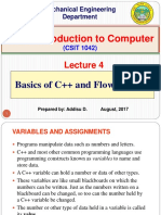 Lecture 1. Introduction to Computers