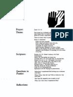 Rcia Handouts 20101006