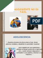 ADOLESCENTES ppt