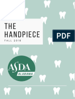 The Handpiece - Fall 2018