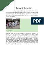 Tradiciones y Cultura de Campeche