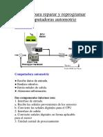 Manual Reparar Ecu4