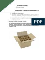 Evidencia 6 Informe Definición de Rutas