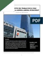 FUNDAMENTOS DEL TRABAJO EN EL CHILE  NEOLIBERAL Y LA AGENDA LABORAL DE BACHELET