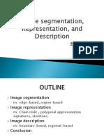 Image Segmentation,Representation and Description.ppt