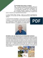 APORTES CIENTIFICOS GUATEMALTECOS HACIA LA CIENCIA.docx